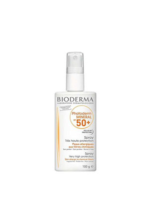 Bioderma Photoderm Mineral Spray SPF50+ 100 ML