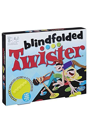 Hasbro Blindfolded Twister