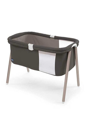 Chicco Lullago Travel Crib Coal