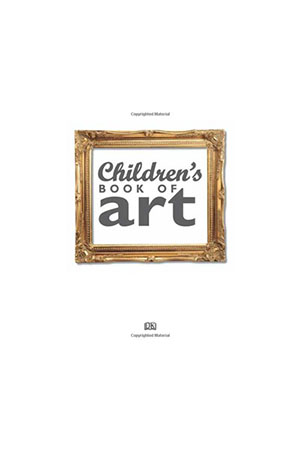 DK Childrens Book of Art