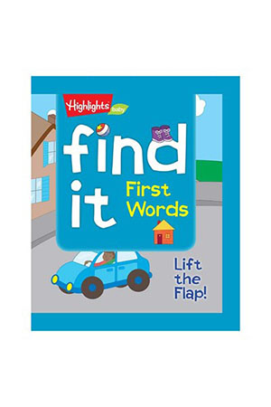 Find It! First Words