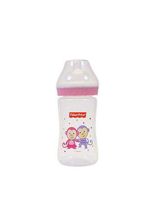 Fisher Price Geniş Ağız 125ml  PP Biberon