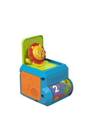 Fisher Price Sıralama Oyuncağı Jack in the Box