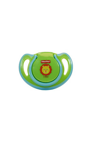 Fisher Price Soft Touch Silikon Emzik - NO2