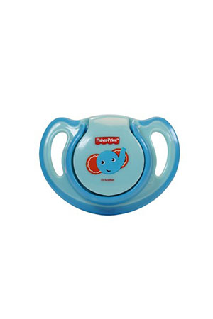 Fisher Price Soft Touch Silikon Emzik - NO1