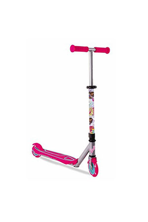 Furkan Toys 2 Tekerlekli Barbie Frenli Scooter