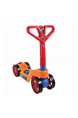 Furkan Toys Hot Wheels 4 Tekerlekli Çocuk Scooter