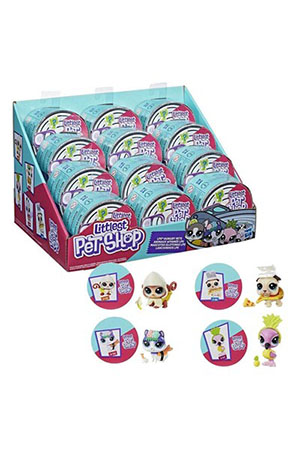 Hasbro Littlest Pet Shop Gurme Minişler