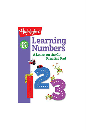 HL - Kindergarten Learning By Numbers