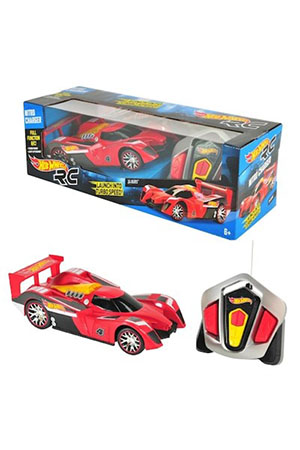 Hot Wheels Nitro Charger R/C Kumandalı Oyuncak Araba