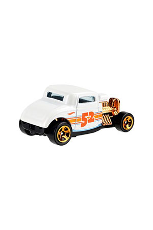 Hot Wheels Parlak ve Krom Özel Seri