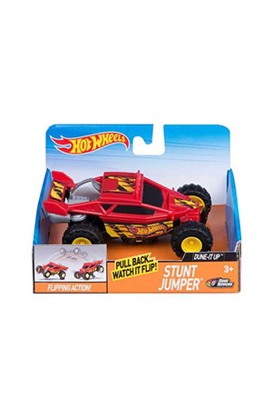 Hot Wheels Stunt Jumper Çek Bırak Araba