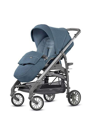 Inglesina Trilogy City Puset Artic Blue