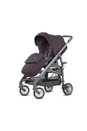 Inglesina Trilogy City Puset Marron Glace Grey