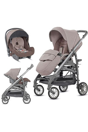 Inglesina Trilogy City Set Alpaca Beige