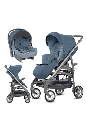 Inglesina Trilogy City Set Artic Blue