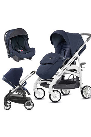 Inglesina Trilogy City Set Imperial Blue