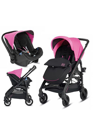 Inglesina Trilogy City Set Peggy Pink