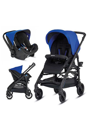 Inglesina Trilogy City Set Splash Blue
