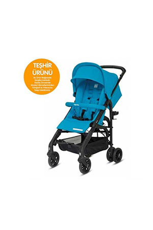 Inglesina Zippy Light Puset Antigua Blue