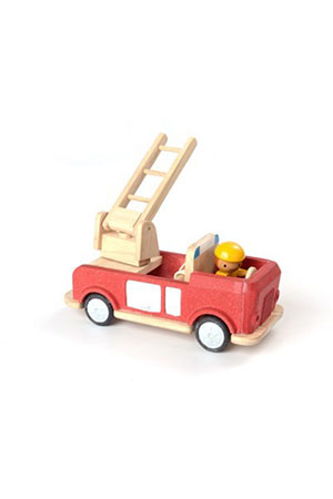 Plan Toys İtfaiyeci 2 (Fire Engine)