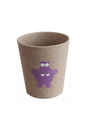 Jack NJill Storage/Rince Cup Hippo
