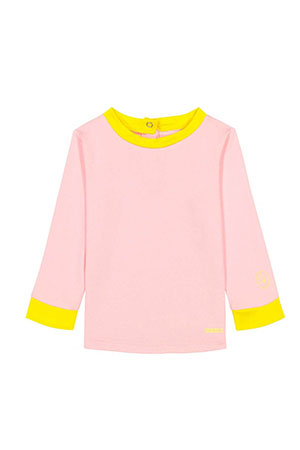 Kietla Anti UV T-shirt Pembe 2-3 Yaş