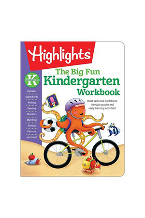 Kindergarden Activity Book