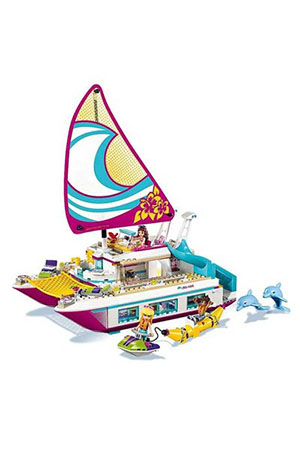Lego Sunshine Catamaran
