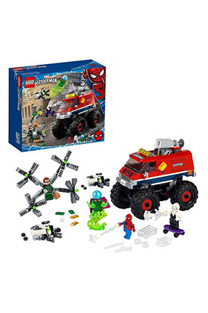 LEGO Super Heroes Spider-Mans Monster Truck 76174