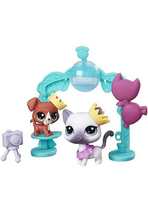 Littlest Pet Shop Miniş Mini Oyun Seti