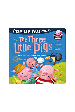 LT - The Three Little Pigs Pop-Up