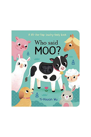 LT - Who Said Moo?