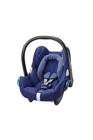 Maxi Cosi Cabriofix Watercolour Blue