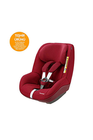 Maxi Cosi Pearl 2 Way Origami Red Robin Red