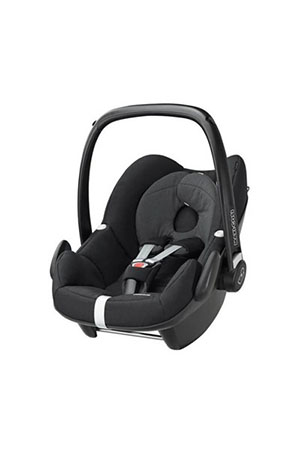Maxi Cosi Pebble+ Black Diamond