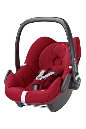 Maxi Cosi Pebble+ Origami Red