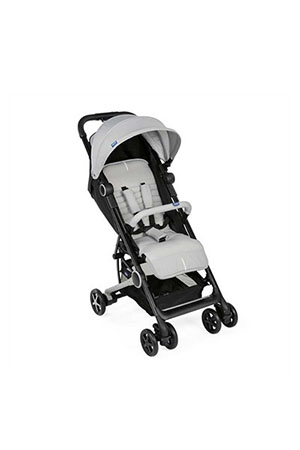 MIINIMO3 BEBEK ARABASI Light Grey