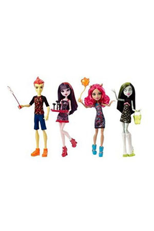 Monster High Acayipler Festivalde