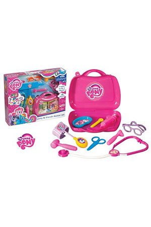 My Little Pony Kutulu Doktor Set