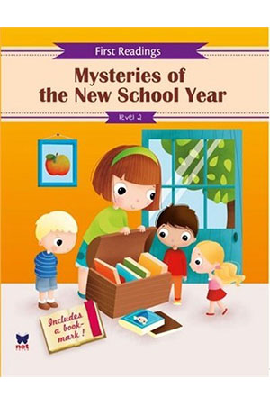 Mysteries of the New School Year Level 2