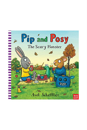 NC - Pip & Posy The Scary Monster