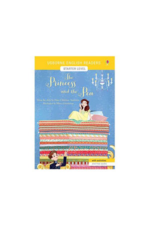 Ncp Yayıncılık The Princess and the Pea - English Readers Starter Level