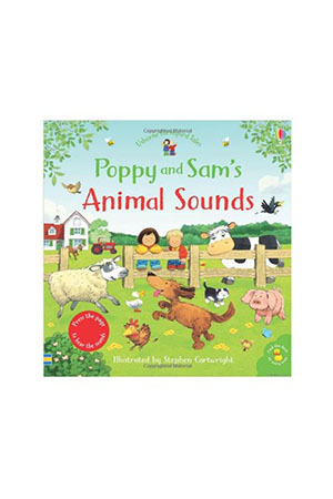 Ncp Yayıncılık USB-Poppy and Sam's Animal Sounds