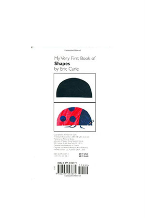 Penguin Putnam My Very First Book of Shapes
