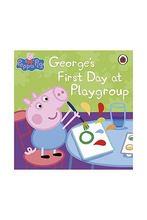 Peppa Pig: Georges First Day At Playgroup