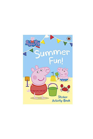 Ncp Yayıncılık Peppa Pig: Summer Fun! Sticker Activity