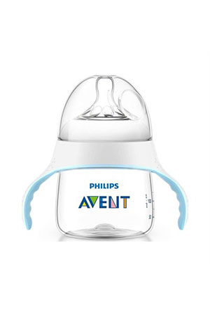 Philips Avent Natural Eğitici Biberon 150 ml 4 Ay+ 3 Delik