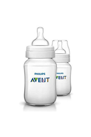Philips Avent SCF563/62 Klasik Plus PP Biberon 260 ml İkili