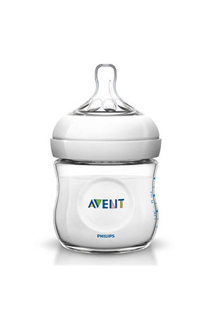 Philips Avent SCF690/27 Natural PP Biberon 125 ml 2 li
